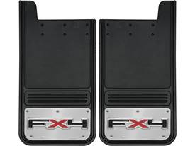 """Picture of Gatorback Mud Flaps - FX4 - 12""""x23"""""""