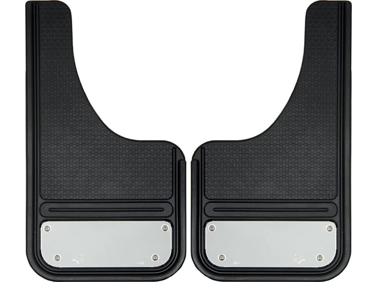 Gatorback Mud Flaps Blank Stainless Steel 10 Quot X18 Quot Cut