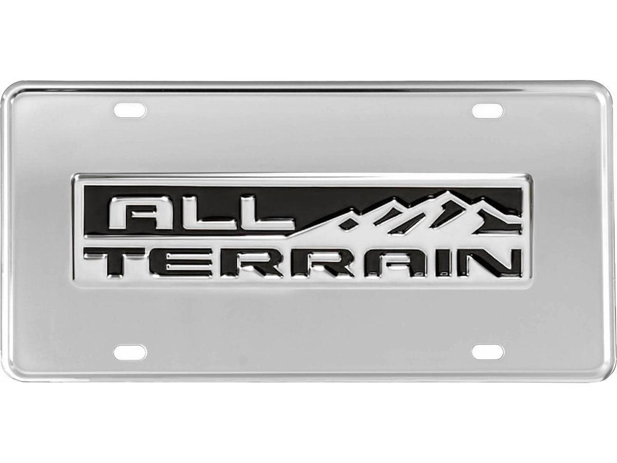 Truck Hardware Logo License Plate Sharptruck Com