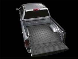 WeatherTech TechLiner Bed Mat - Installed