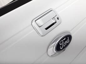 Picture of AVS Chrome Tailgate Handle Covers