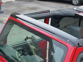 Picture of Wade Roof Wind Deflector