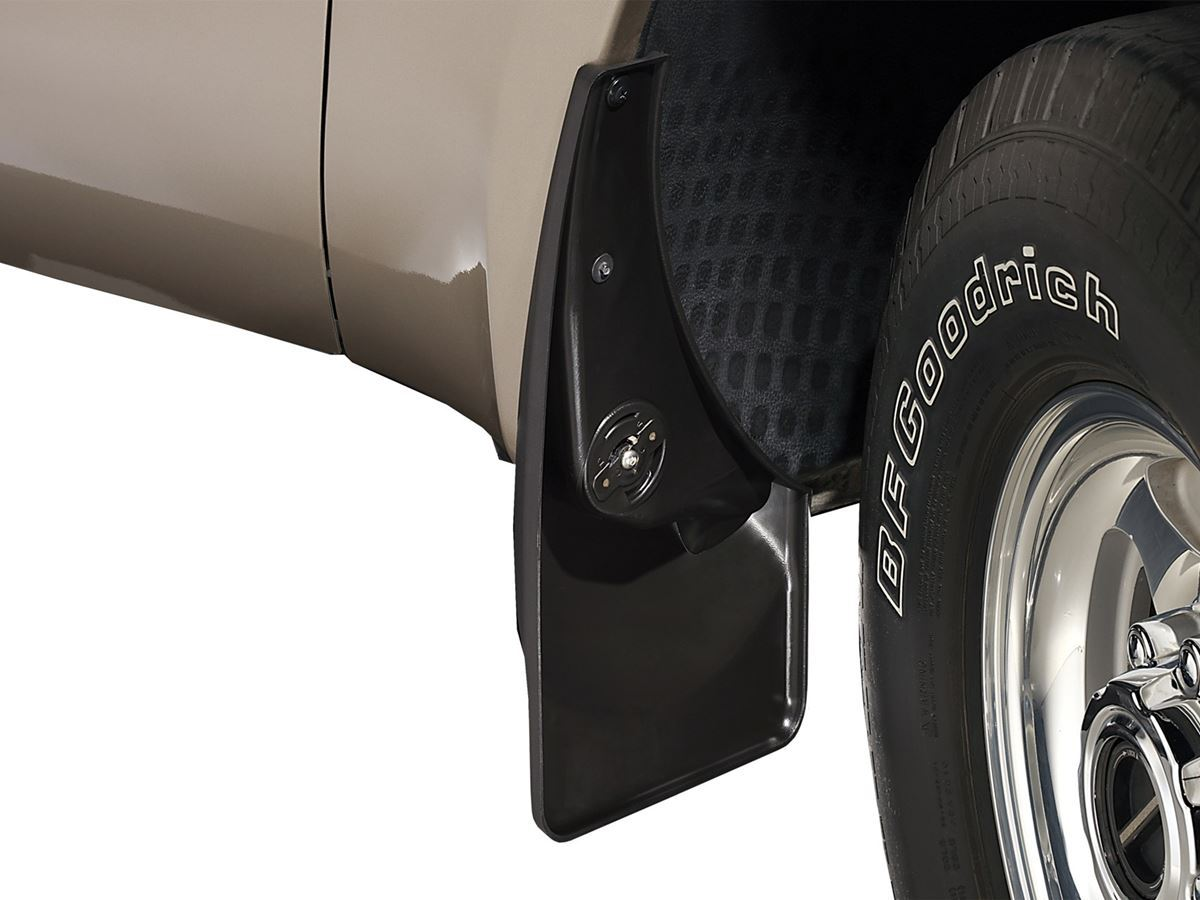 Weathertech No Drill Custom Fit Mud Flaps Sharptruck Com