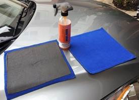 AutoScrub Fine Grade MicroFiber Towel