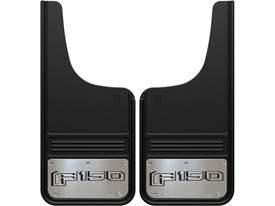 Ford F150 Logo Mud Guards