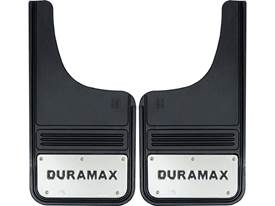 Picture of Truck Hardware Gatorback Mud Flaps - Duramax