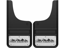 Picture of Truck Hardware Gatorback Mud Flaps - Chevy High Country