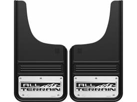Picture of Truck Hardware Gatorback Mud Flaps - GMC All-Terrain