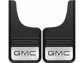 Picture of Truck Hardware Gatorback Mud Flaps - GMC Black