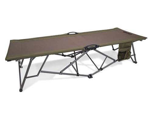 Picture of Camping Stretcher Bed - Includes Attacked Pocket - Carry Bag - Maximum Load capacity 250 lb. - 600D PVC Polyester