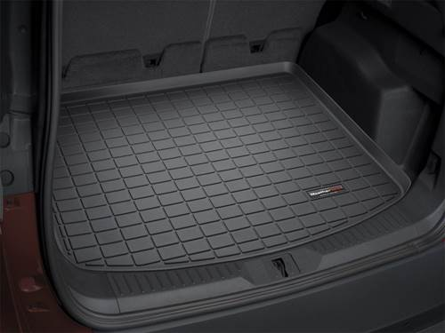 Picture of Cargo Liner - Black - w/o Sliding Rear Cargo Tray