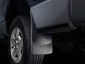 Picture of No-Drill Mud Flaps - Rear - With Factory Flares