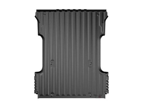 "Picture of WeatherTech TechLiner - Bed Mat - Black - 6' 6.9"" Bed"