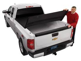 Trifecta Tonneau Cover Opening