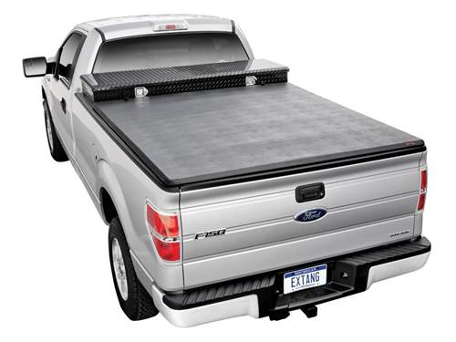 Trifecta Tool Box Tonneau Cover