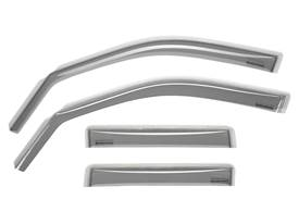 Picture of Side Window Deflectors - Light Tint - Crew Cab