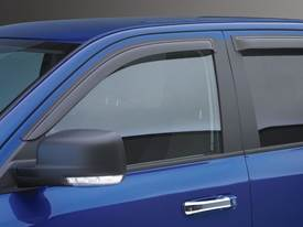 EGR SlimLine Tape-On Window Visors