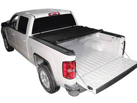 Rugged Roll-Up Tonneau Cover