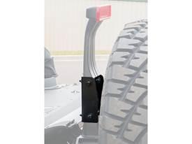 Aries Jeep Third Brake Light Extension Bracket