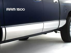 ICI Stainless Steel Rocker Panels