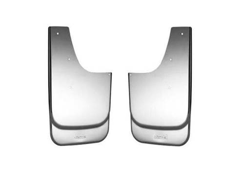 Putco Form Fitted Stainless Steel Mud Flaps Sharptruck Com