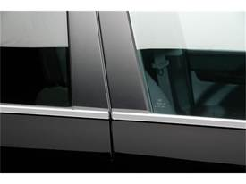 Putco Chrome Window Trim Accent