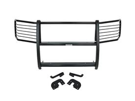Go Rhino 3000 Series StepGuard Grille Guard - Black