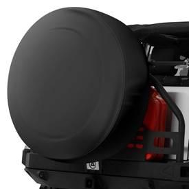 Fia Tire Cover - Black