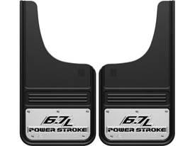 Gatorback 6.7L Power Stroke Mud Flaps