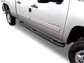 Go Rhino 5 in. OE Xtreme Composite SideStep Nerf Bars - Black