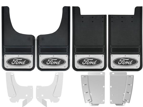 Truck Hardware 2015 2017 Ford F150 Black Oval Gatorback