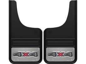 Gatorback 4X4 Logo Mud Flaps