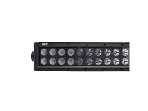 Westin Stealth Double Row LED Light Bar - Close Up