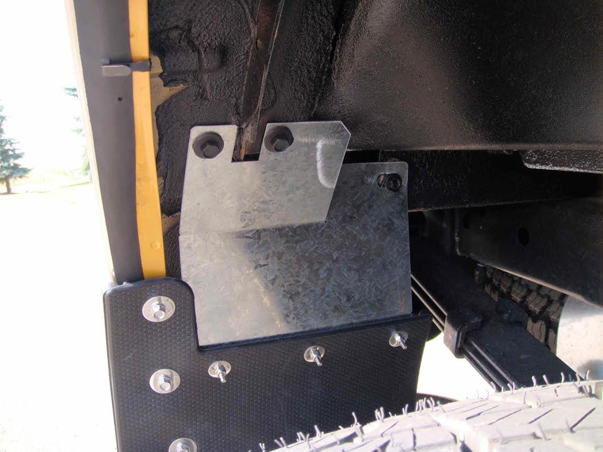 Truck Hardware Custom Fit Mud Flap Brackets Amp Hangers