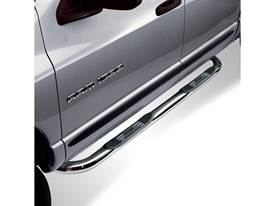Westin Platinum Series 3 in. Round Cab Length Step Bar