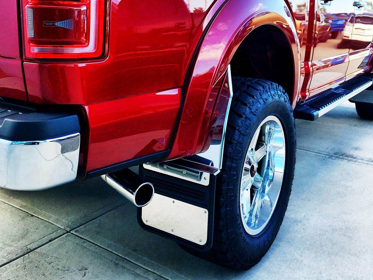 Mud Flaps For Lifted Trucks >> Truck Hardware Gatorback Lifted Truck Mud Flaps ...