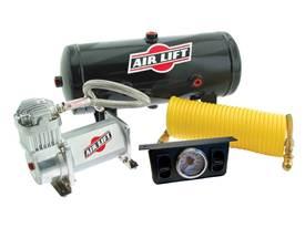 Air Lift Quick Shot On Board Air Compressor